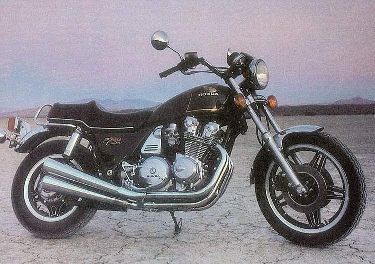 Honda CB900C (1982)