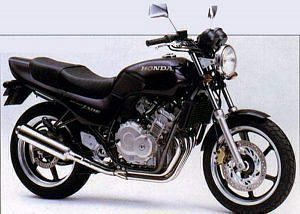 Honda CB250 Jade (1991-94)