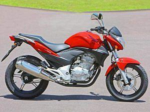 Honda CB300R (2013)