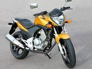 Honda CB300R (2010-12)