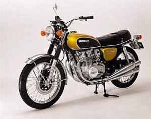 Honda CB500 Four (1973)