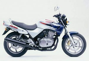 Honda CB500 (2001-03)