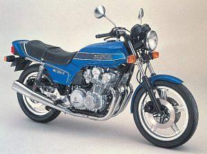 Honda CB900F (1979)