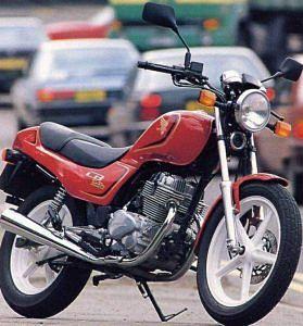 Honda CB250 (1995-98)