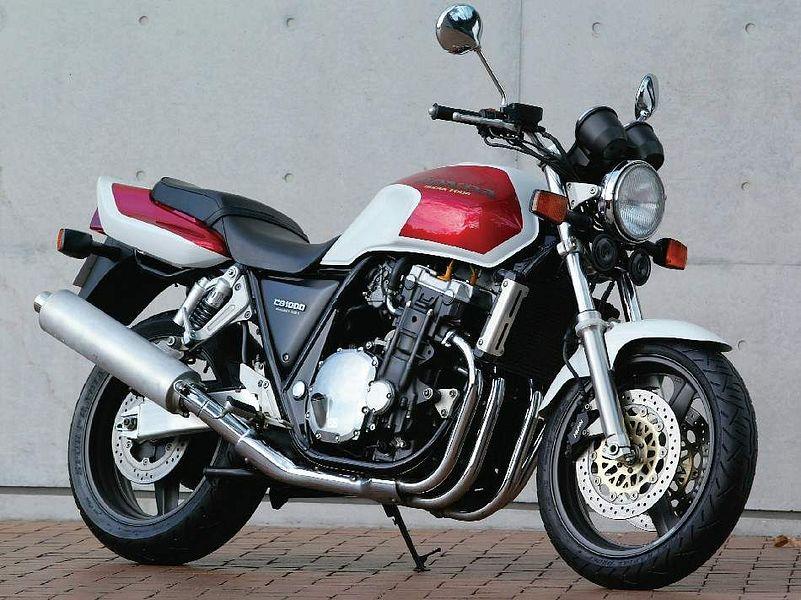 Honda CB1000F_Big 1 (1994-95)
