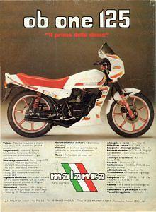 Honda CB125 (1982)