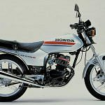 Honda CB125T (1983-85)