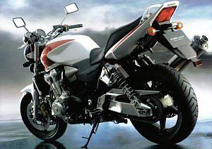 Honda CB1300 (2011-12)