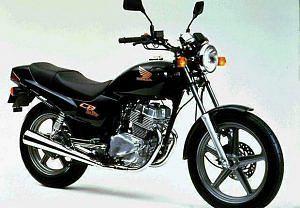 Honda CB250 (1991-94)