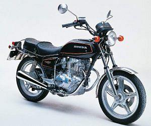 Honda CB250G (1979-80)