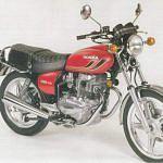 Honda CB250G (1981)