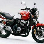 Honda CB400 Super Four (2012-13)