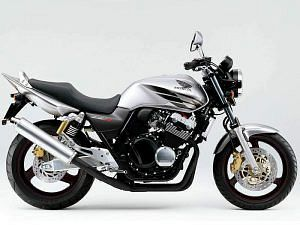 Honda CB400 Super Four (2008-09)
