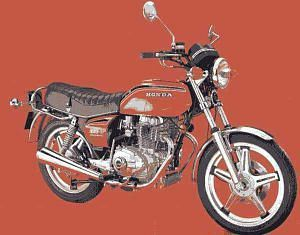 Honda CB400A T (1978)
