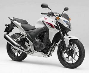 Honda CBR400F (2015)