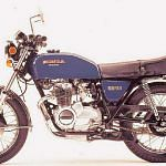 Honda CB400F (1974)