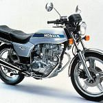 Honda CB400N (1982-83)