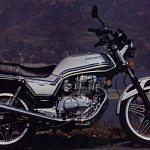 Honda CB400T (1982-85)