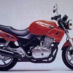 Honda CB500E (1995-97)