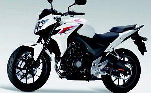 Honda CB500F 2015 (2014)