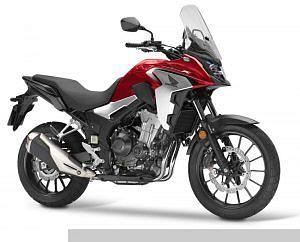Honda CB 500x (2019)