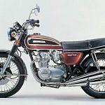 Honda CB550 Super Sport (1974-75)