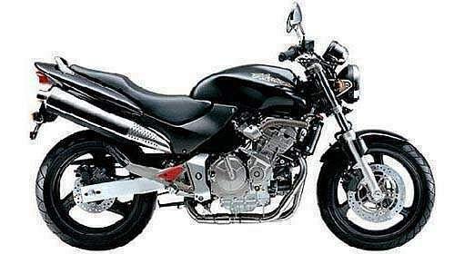 Honda CB600F (1998-99)