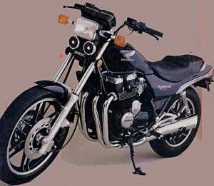 Honda CB650SC Nighthawk (1984-85)