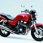 Honda CB 750F2 (2000-02)