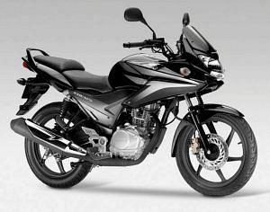 Honda CBF125 (2013-14)