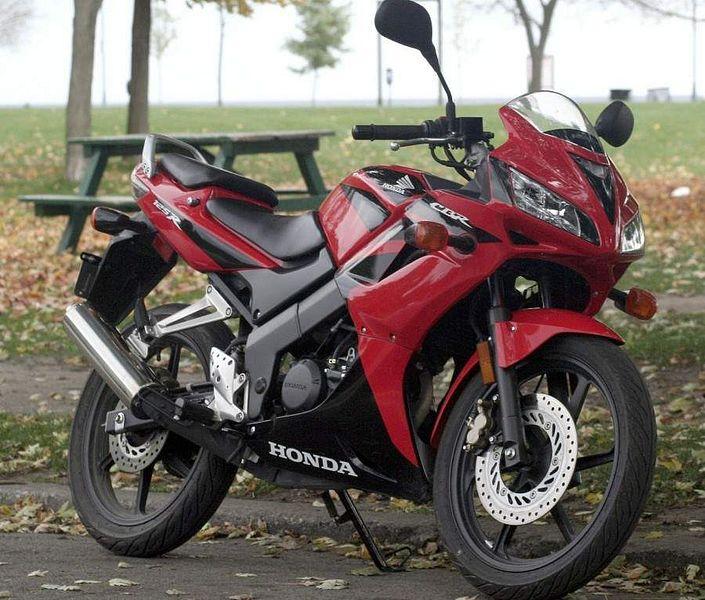 Honda CBR125 (2009)