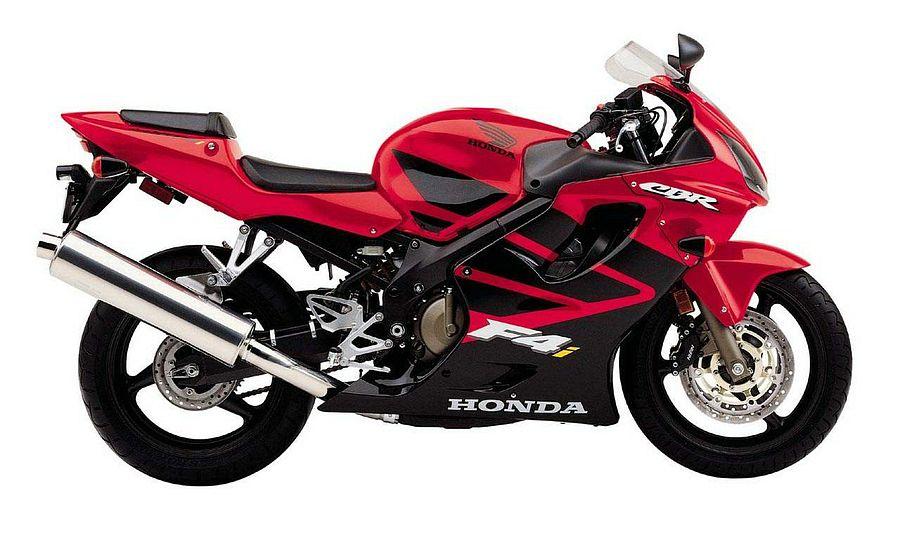 Honda CBR600F4i (2003)