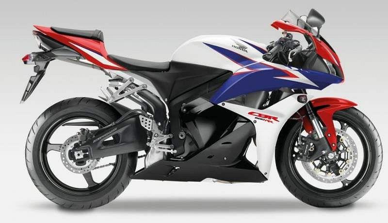 Honda CBR 600RR (2010) - MotorcycleSpecifications com