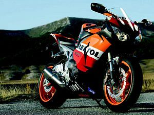 Honda CBR 1000RR Fireblade (2010)