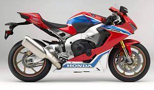 Honda CBR1000RR-SP Fireblade Black (2017)