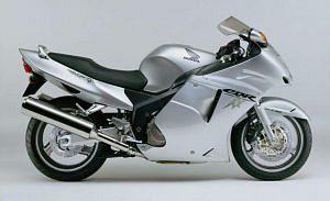 Honda CBR 1100XX (2002)