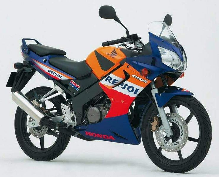 Honda Cbr 125r Repsol Rep 2005 Motorcyclespecifications Com