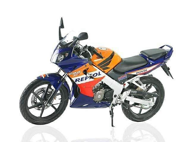 Honda CBR150R (2005)