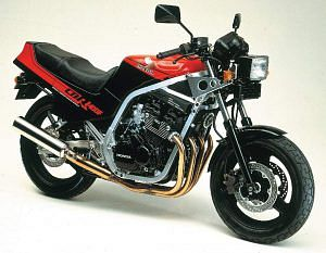Honda CBR400F (1983)