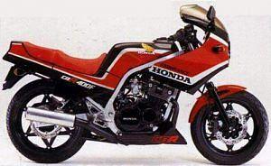 Honda CBR400F (1984)