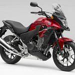 Honda CBR400X (2013-14)