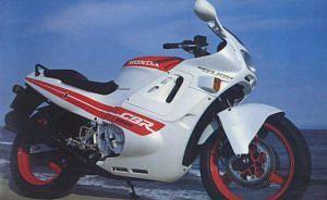 Honda CBR600F (1987)