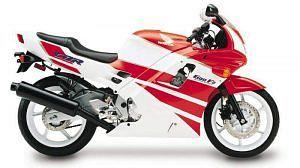 Honda CBR 600F2 (1991)