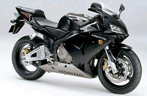 Honda CBR 600RR (2003)