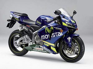 Honda CBR 600RR Movistar Special (2006)