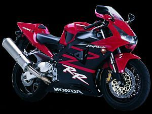 Honda CBR954RR Fireblade (2002)