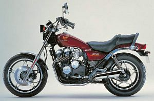 Honda CBX 400C (1981-83)