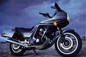 Honda CBX1000 Pro Link (1981)