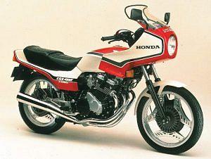 Honda CBX 400F2 (1981-83)