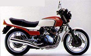 Honda CBX400F (1981-83)